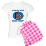 Steaks are Meat Candy Women's Light Pajamas