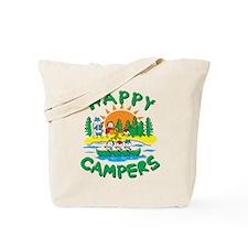 Happy Campers Tote Bag