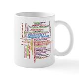 Geography teacher Coffee Mugs