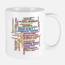 Proud Geography Teacher Mug