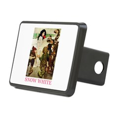 Snow White Hitch Cover