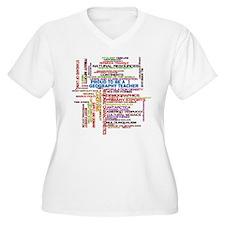 Proud Geography Teacher T-Shirt