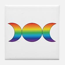 Cute Triple a Tile Coaster