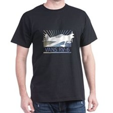 Aircraft Vans RV-6 T-Shirt