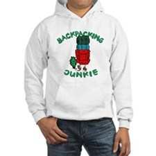 Backpacking Junkie Hoodie