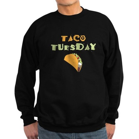 Taco Tuesday Sweatshirt (dark)