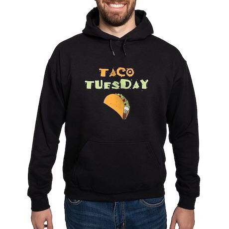 Taco Tuesday Hoodie (dark)