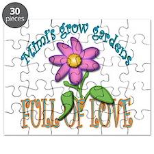 MIMIS GROW GARDENS FULL OF LOVE Puzzle