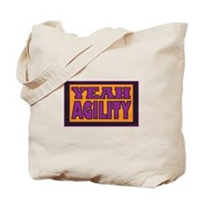 YEAH Agility Tote Bag