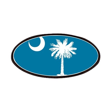 SC Palmetto Moon Patches