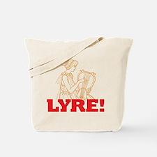 Lyre Tote Bag