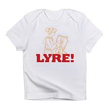 Lyre Infant T-Shirt