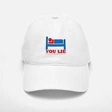 You Lie Baseball Baseball Cap