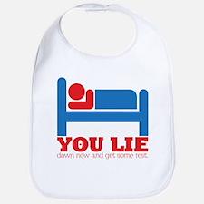 You Lie Bib