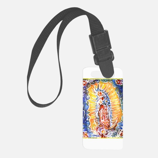 Lady of Guadalupe, art! Luggage Tag
