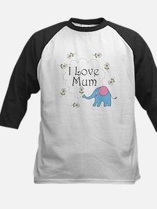 I Love Mum Cute Tee