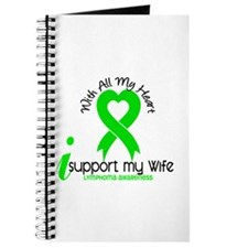 With All My Heart Lymphoma Journal