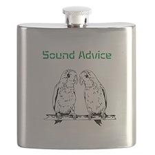 Sound advice Flask