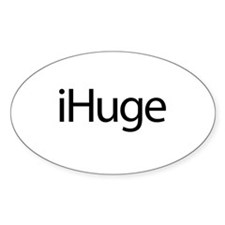 iHuge Decal