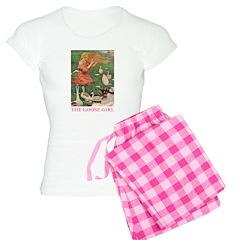 The Goose Girl Pajamas