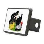 Japanese Bantam Group Rectangular Hitch Cover