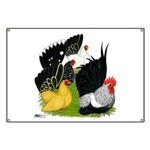 Japanese Bantam Group Banner