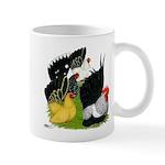 Japanese Bantam Group Mug