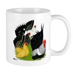 Japanese Bantam Group Mug