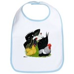 Japanese Bantam Group Bib