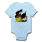 Japanese Bantam Group Infant Bodysuit