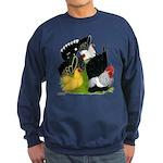 Japanese Bantam Group Sweatshirt (dark)
