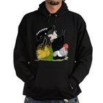 Japanese Bantam Group Hoodie (dark)