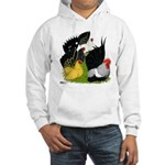 Japanese Bantam Group Hooded Sweatshirt