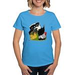 Japanese Bantam Group Women's Dark T-Shirt