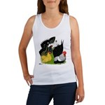 Japanese Bantam Group Women's Tank Top