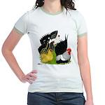 Japanese Bantam Group Jr. Ringer T-Shirt
