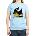 Japanese Bantam Group Women's Light T-Shirt