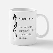 Surgeon Because... Small Small Mug