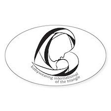 BWI-Triangle Logo Decal