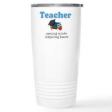 Teacher Ceramic Travel Mug