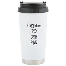 Cute Nurse Stainless Steel Travel Mug