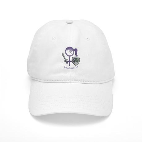Cap with GameOnGirl logo