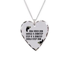 How Much Dub Necklace Heart Charm