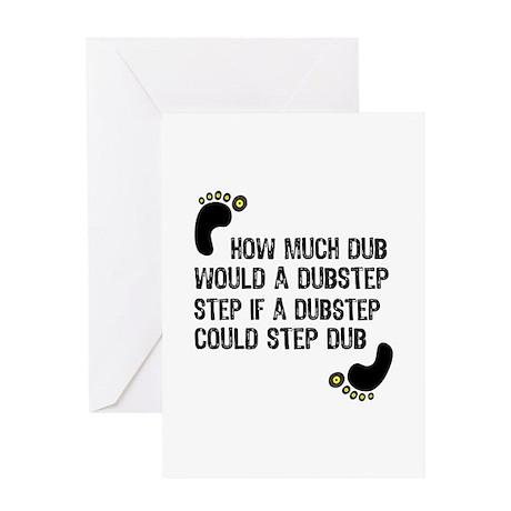 How Much Dub Greeting Card