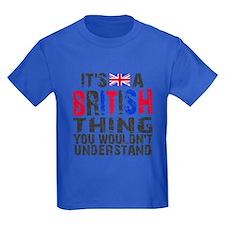 British Thing T