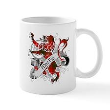 MacGill Tartan Lion Mug