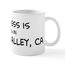 Coyote Valley - Happiness Coffee Mug