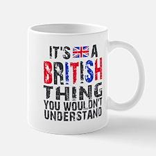 British Thing Mug