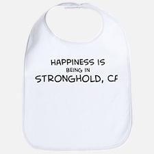 Stronghold - Happiness Bib