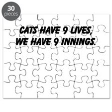 Baseball Funny - Puzzle